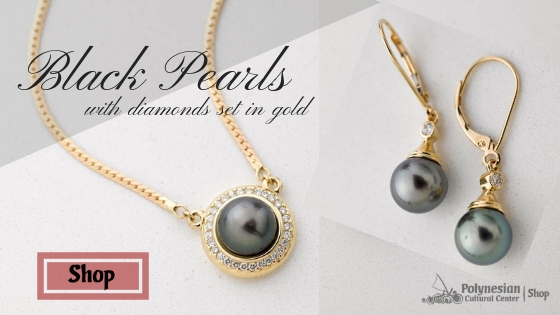 Buy black pearl jewelry on shop.polynesia,com