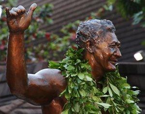Hamana Kalili Statue
