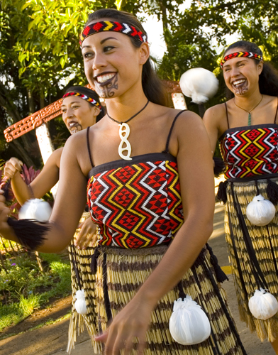 Maori Rituals: Like The Maori: Thin The Veil Between You And Your