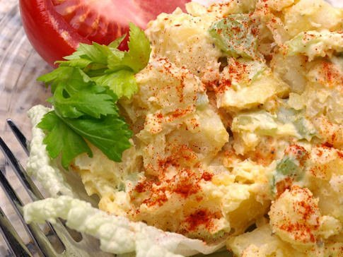 Korean Potato Salad Recipe Hawaii