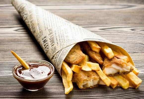 New Zealand Fish n' Chips