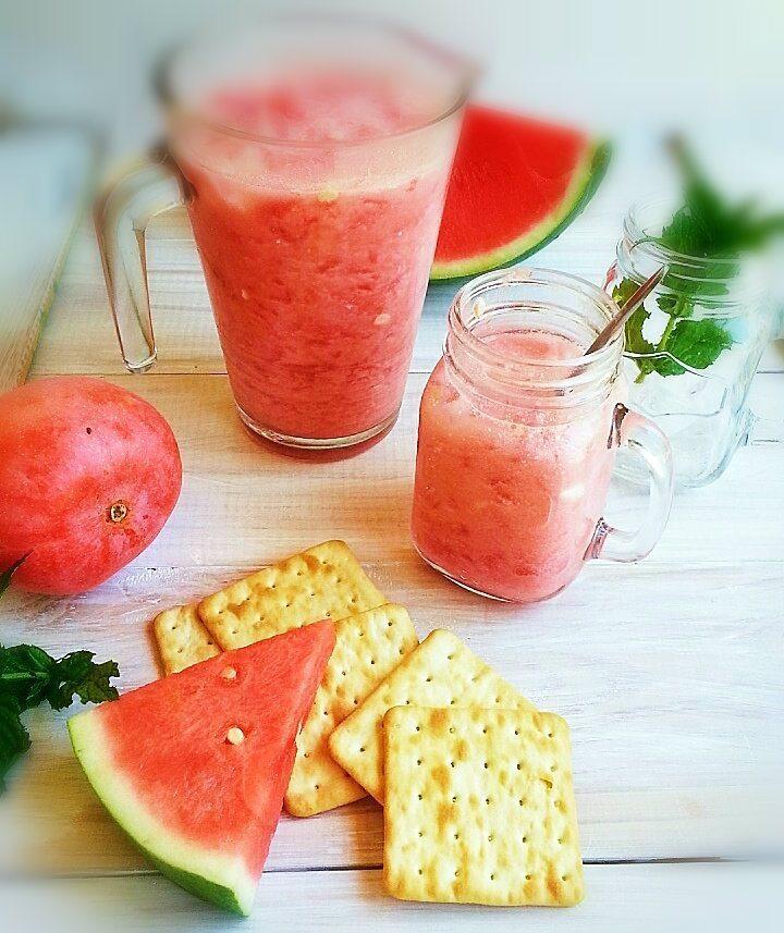 Watermelon 'Otai Recipe