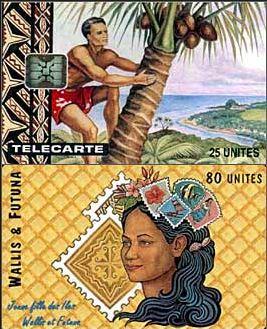 Wallis and Futuna Stamp