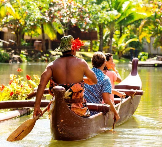Oahu, Hawaii's Top Attraction | Polynesian Cultural Center