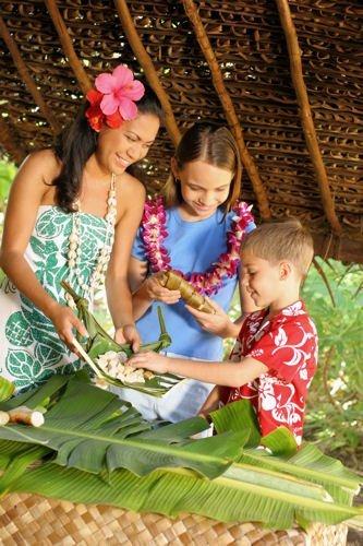 Coconut Bread Recipe from Tahiti