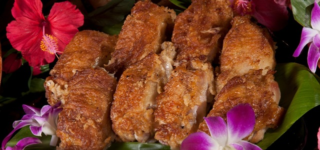 Ambassador Macadamia Nut Chicken Recipe from the Polynesian Cultural Center