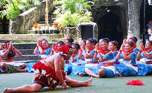 PCC 2017 We Are Samoa Festival ILH Poly Club