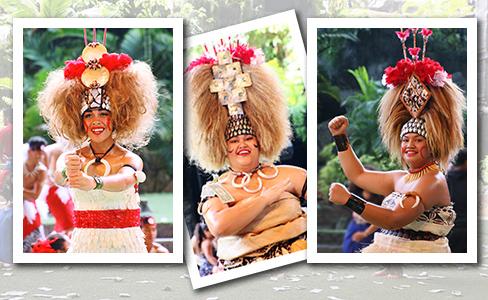 PCC 2017 We Are Samoa Festival taupou dancers