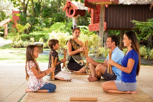 The Village Approach: Maori Child-rearing