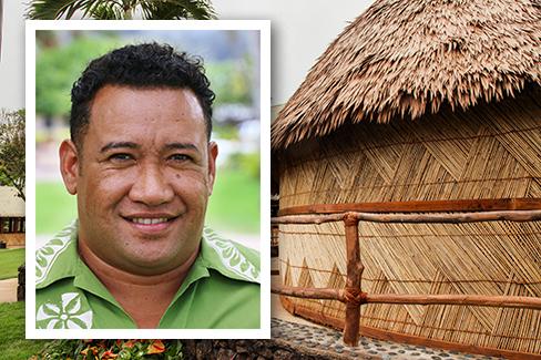Polynesian Cultural Center Tongan culture ambassador Sione Milford