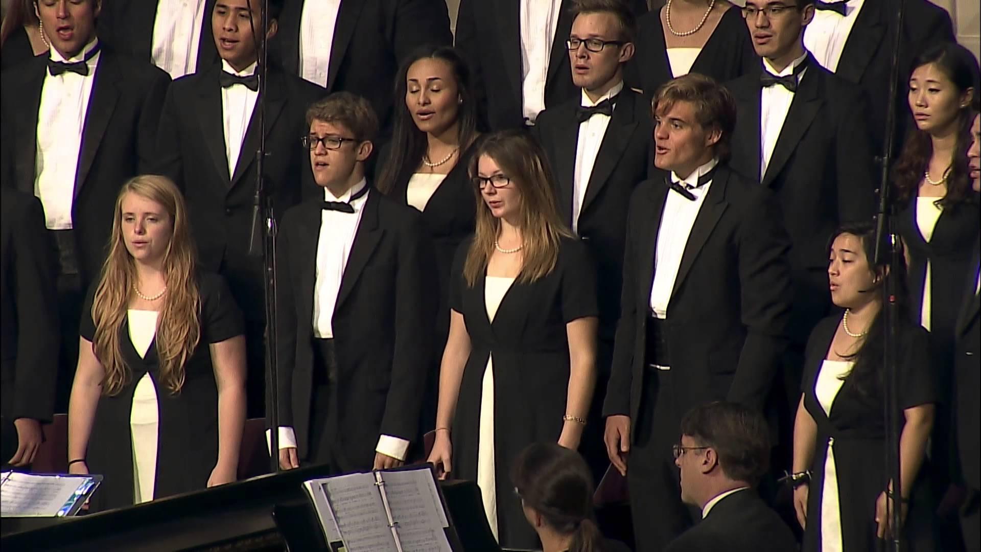 photo of BYUH University Chorale photo courtesy of Mike Foley
