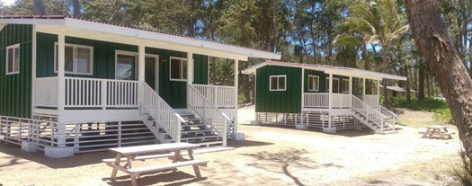 photo of Malaekahana Campground and Cabins in Laie HI