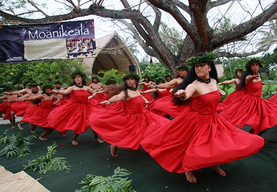 Hui Ho'oulu Aloha, PCC's halau