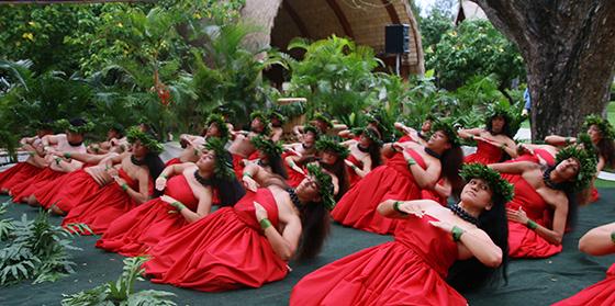 Hui Ho'oulu Aloha hula halau