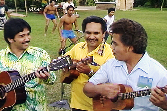 Hui Ho'oulu Aloha musicians