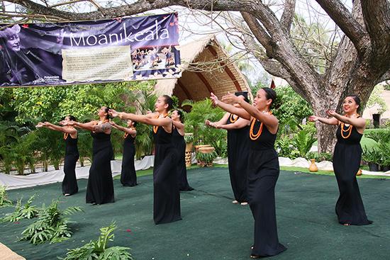 Granddaughters of Kekela Miller dance at PCC