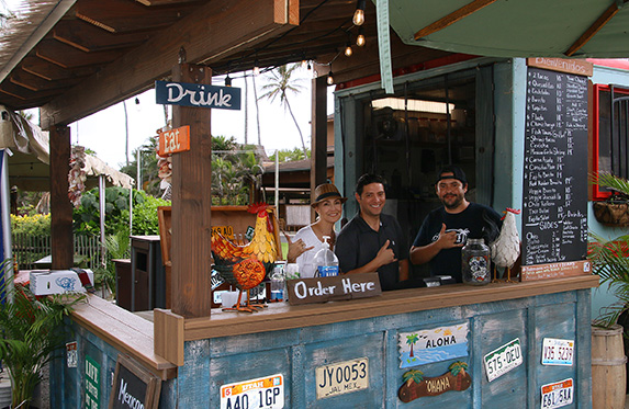 Guadalajara Grill at the Polynesian Cultural Center
