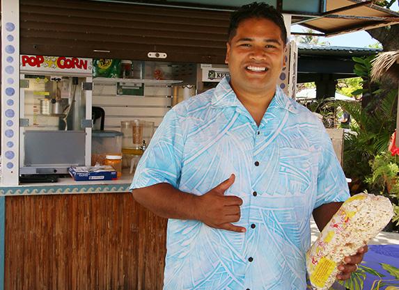 Liv's Snack Shop, PCC Hukilau Marketplace