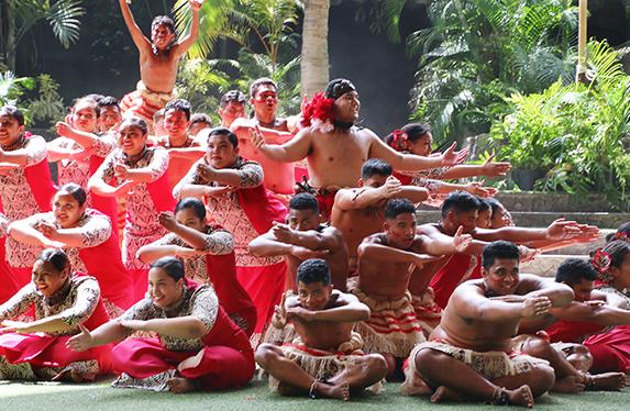 ILH in the We Are Samoa Festival