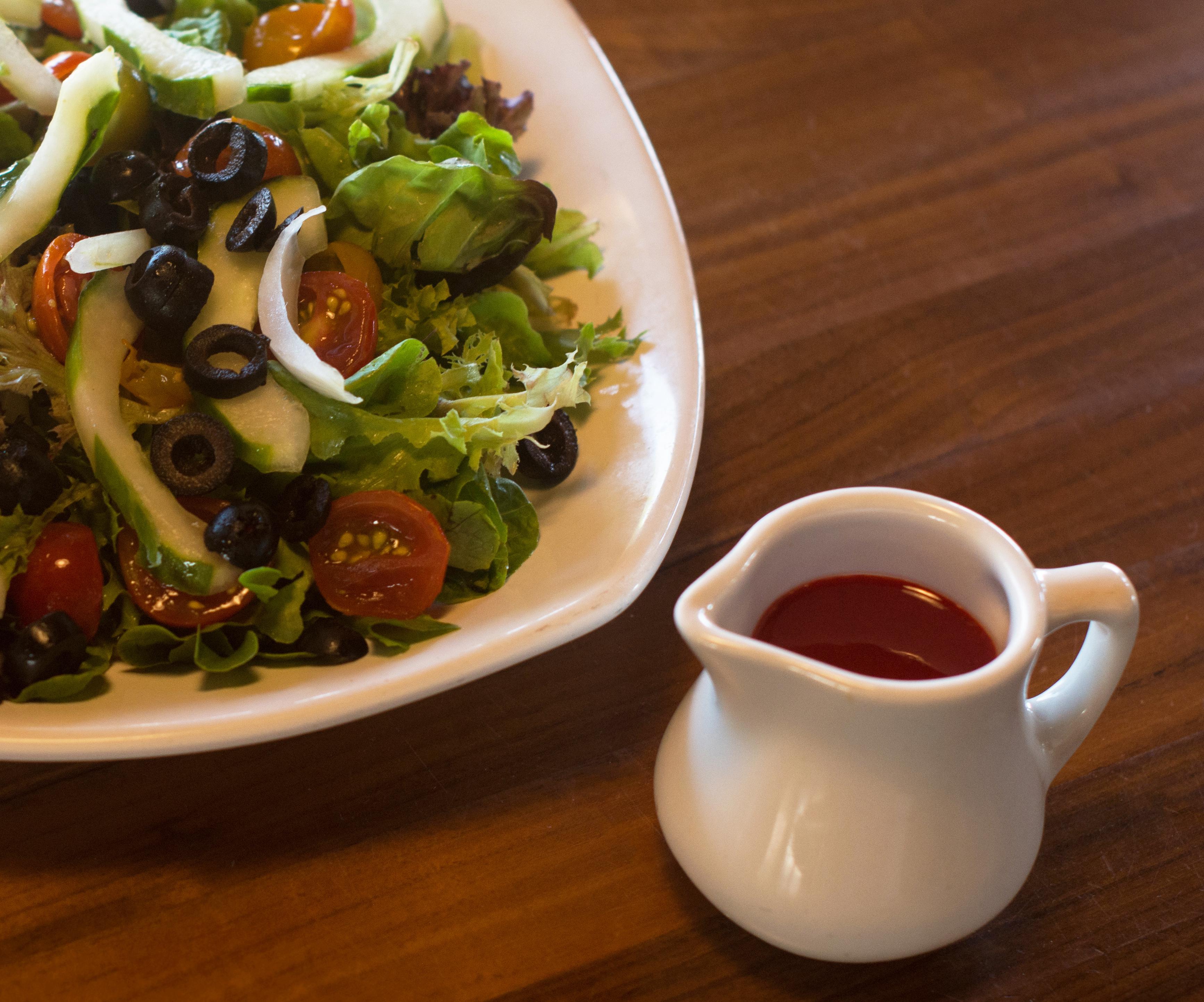 Li Hing Mui Vinaigrette, a special island treat for your summer salad