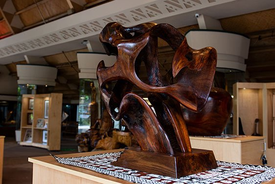 New Kauhola Art Gallery features Polynesian Cultural Center employee creations