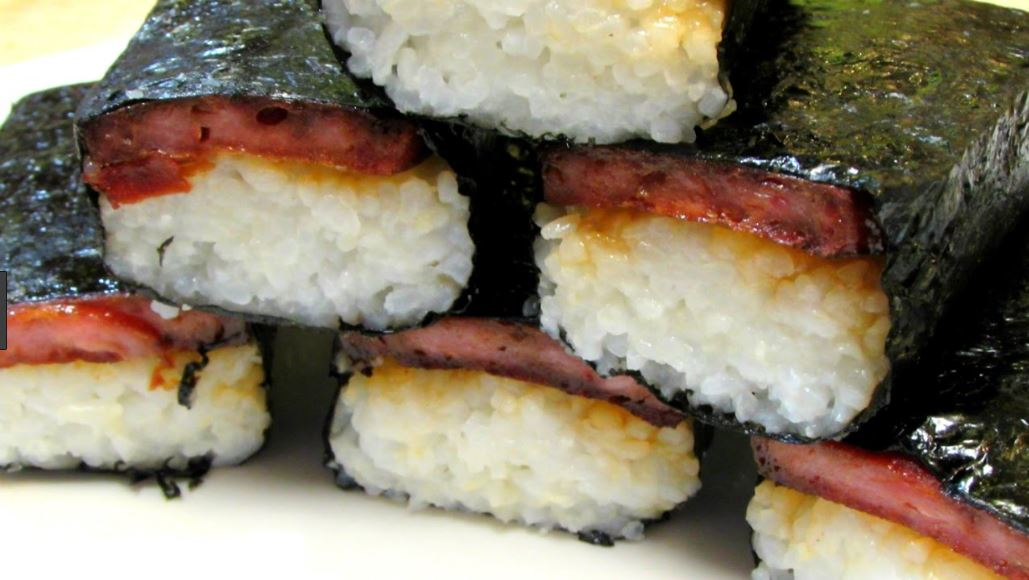 How To Make Spam Musubi Like They Do In Hawaii