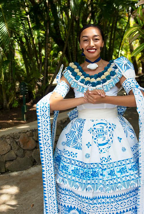 fiji woman dress