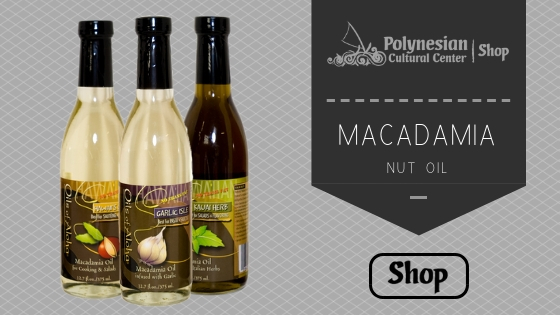 macadamia nut oil sold at shop.polynesia.com