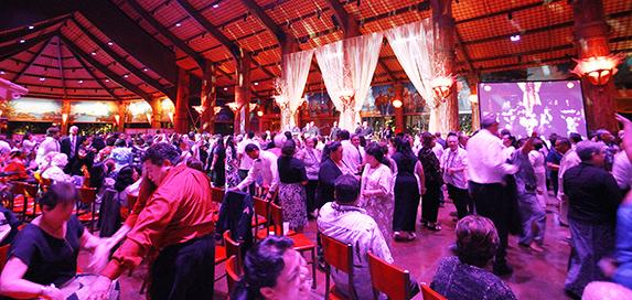 PCC 50th anniversary ball