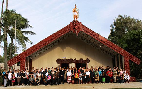 Maori Village Polynesian Cultural Center