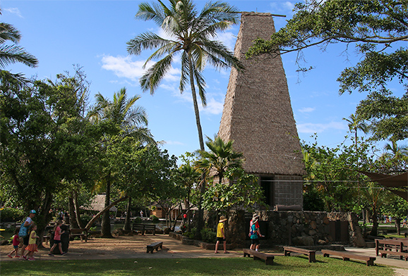 PCC Fijian Village bure kalou