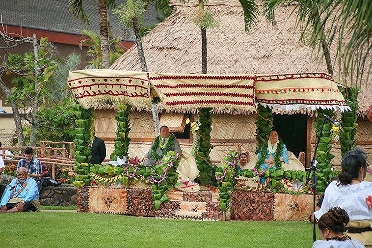 Tongan Village Polynesian Cultural Center
