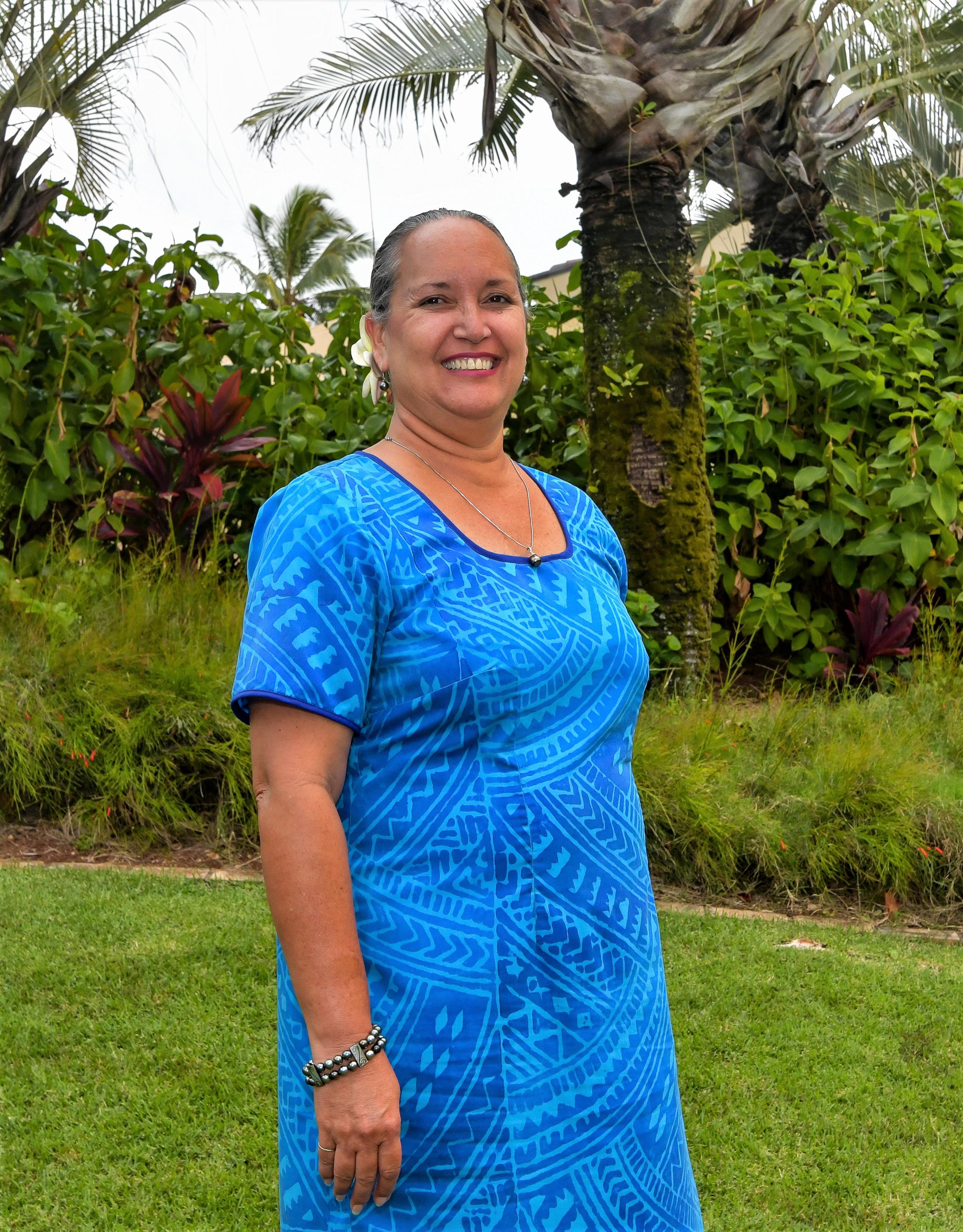 Delsa Moe, Vice President of Cultural Presentations