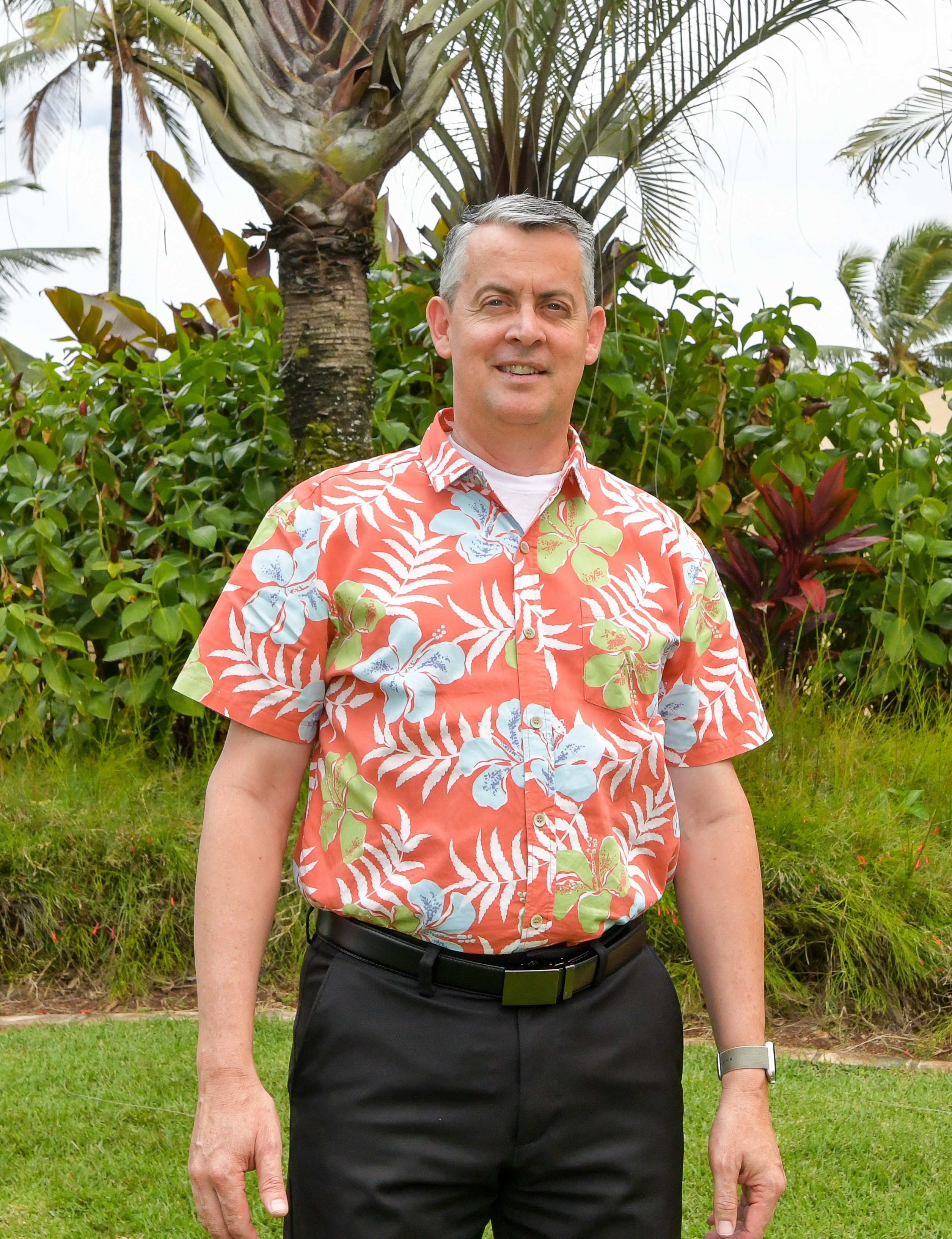 Eric Workman, Executive Vice President and Chief Marketing Office of the Polynesian Cultural Center