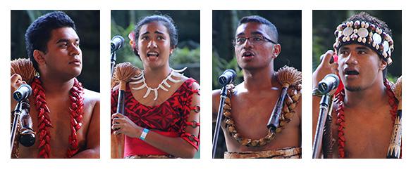 Samoan oratorical speeches