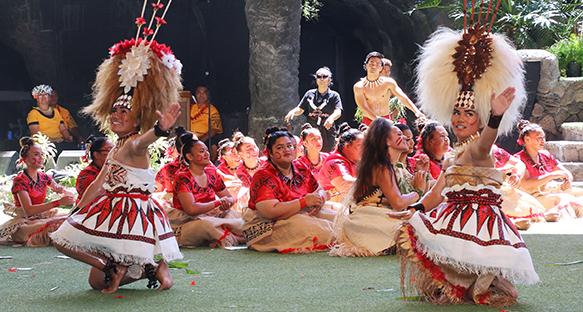 Hawai'i students keep Samoan traditions alive