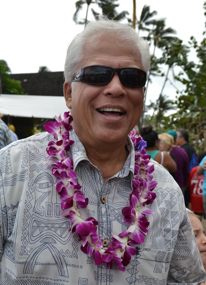 image of Cy Bridges from Laie Oahu Hawaii