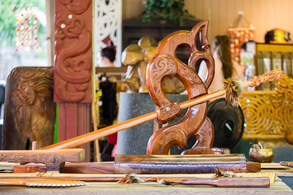 Preserving art thru student carvers: Part III of Carvers of Polynesia