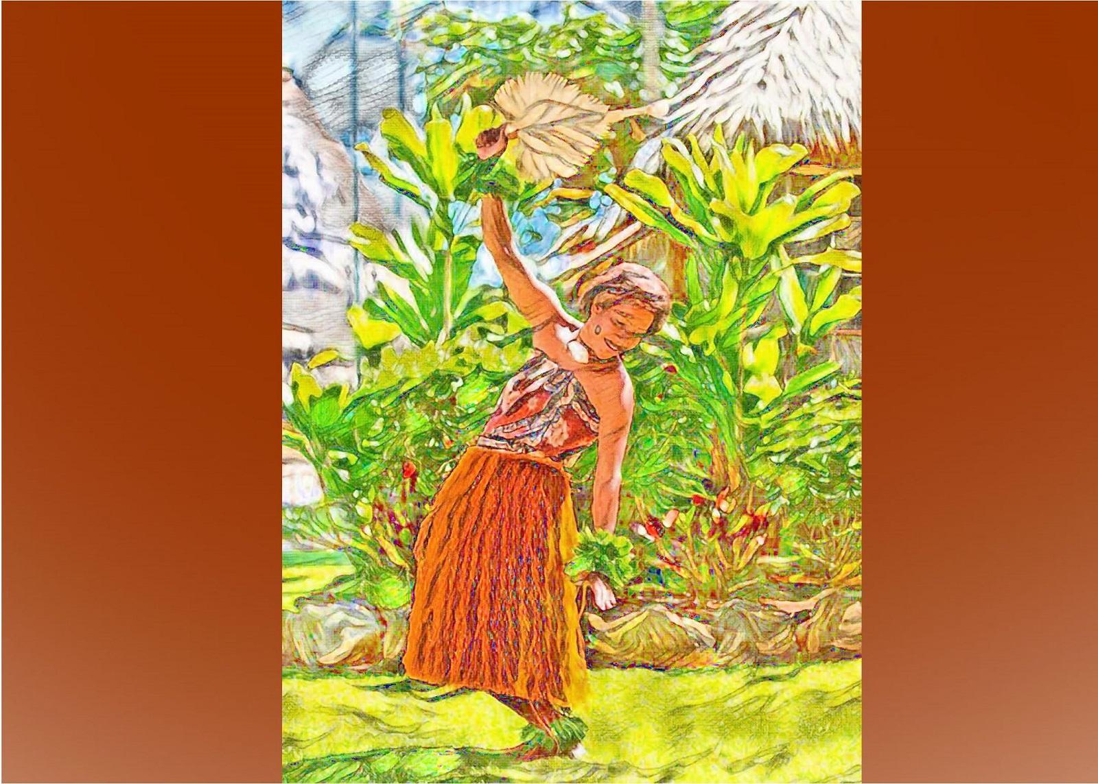 The Red Prawns of Vatulele – a Fijian legend