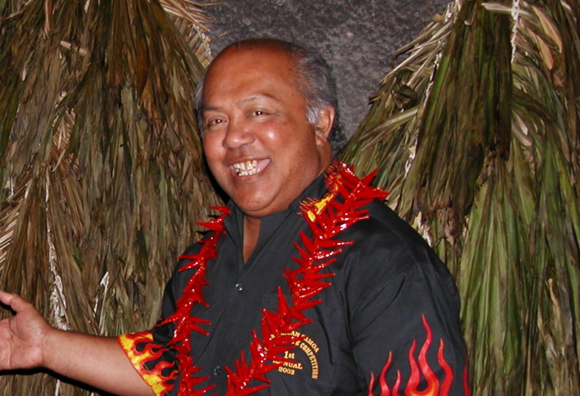 Remembering Pulefano Galea'i: A mentor to many, a friend to all