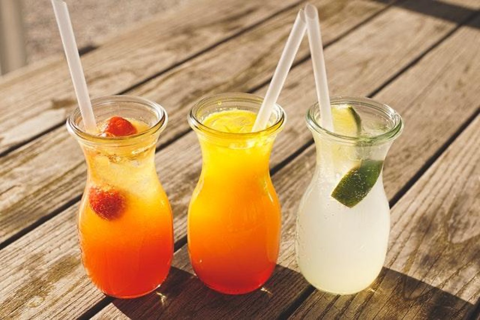 Summer Drinks for Families