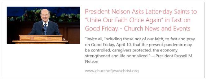 Unite Our Faith Once Again