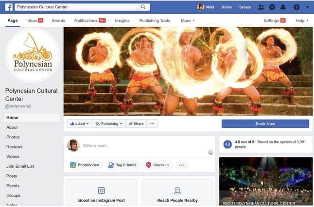 PCC FB Page