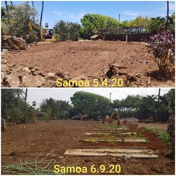Samoa Gardens