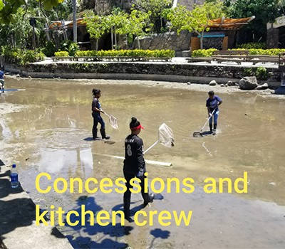 Concession and Kitchen Crew