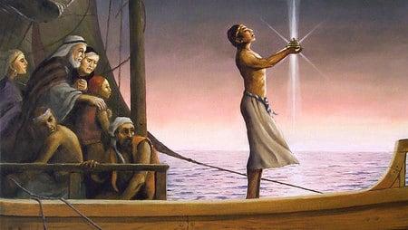 Nephi's faith