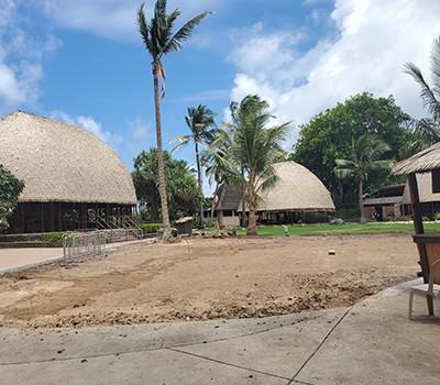 Samoa Stage Area