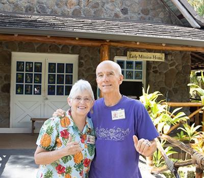 Scott & Linda Carson