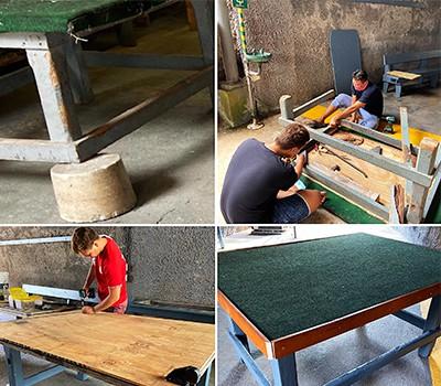 Repair a table
