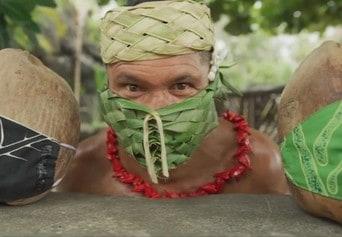 kap n coconuts mask up